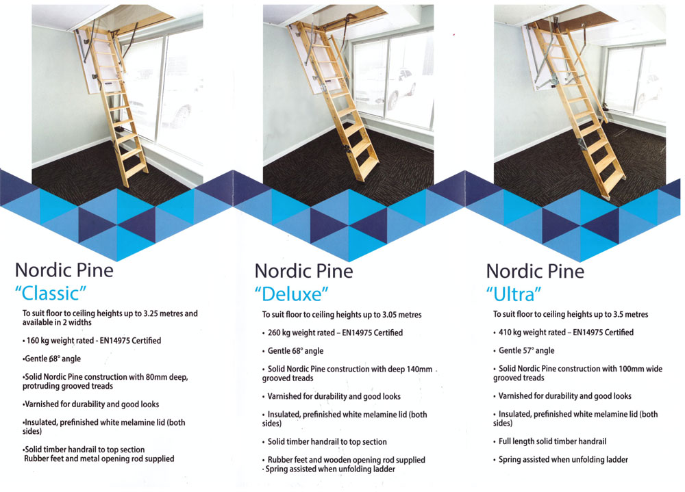 See some choices in Timber Ladders